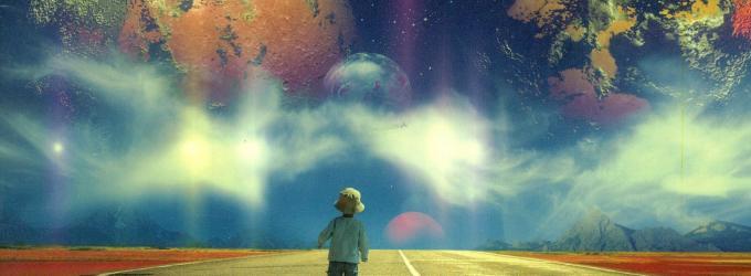 Увидеть небо... (Кусочки пазла)