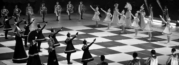 Люди на шахматы чем-то похожи