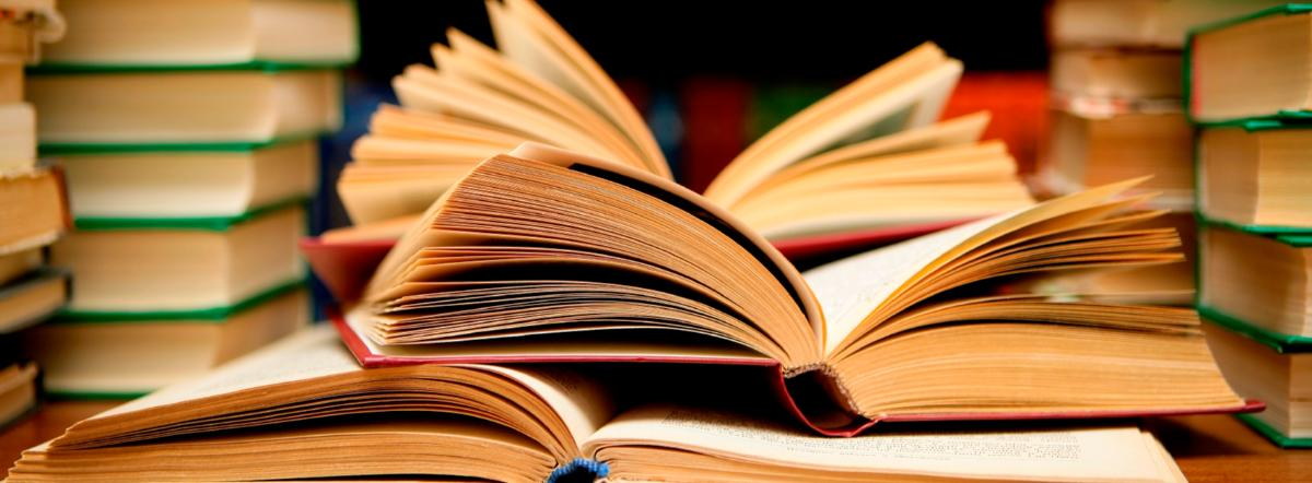 Книги в красном переплёте