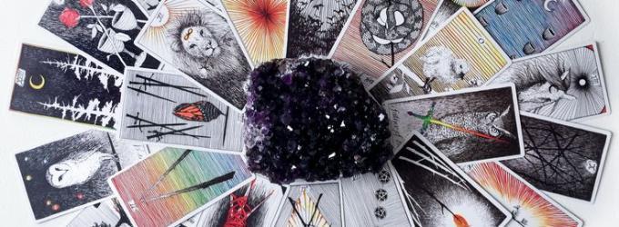 Взгляд за пределы возможного - волшебство, письмо, магия, таро