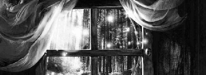 Мне в окно - облака
