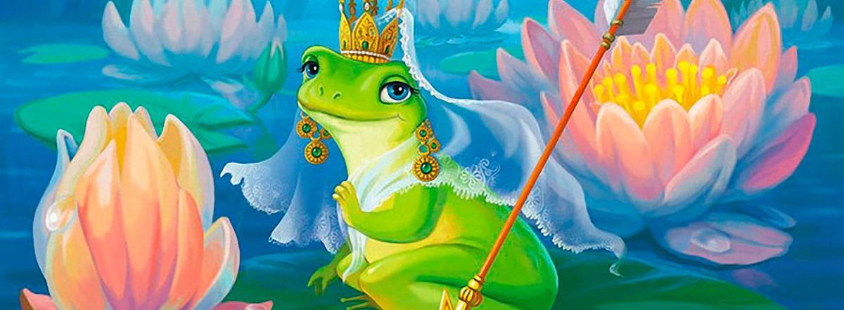 Царевна-лягушка - сказка, царевналягушка