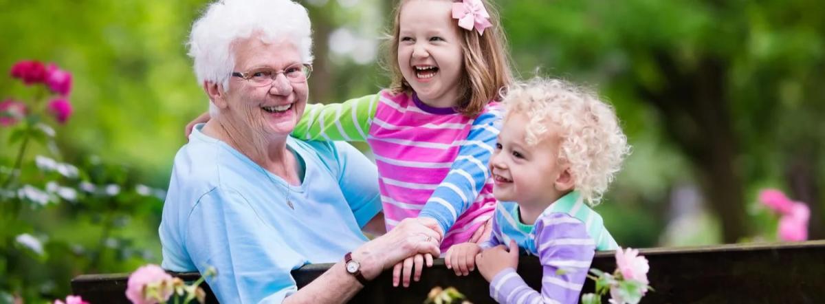 Про бабушку старушку