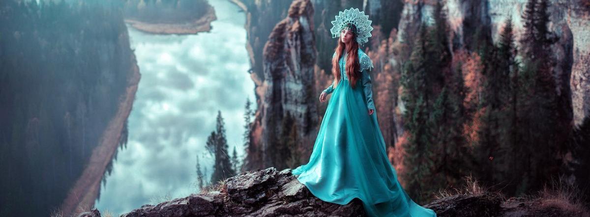 Наказанная царевна - сказка