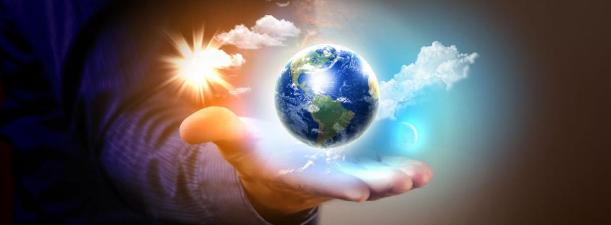 Вселенная в Твоей руке