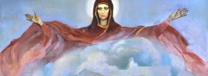 Богородице...(Святой Омофор)