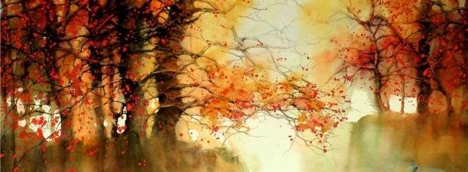 Осень в Арзамасе