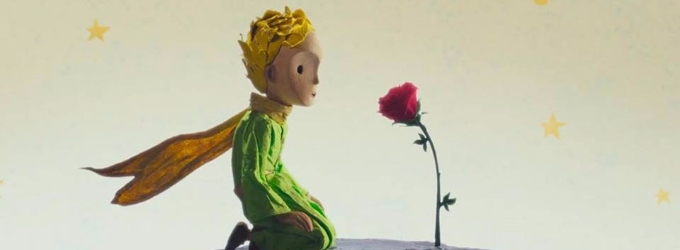 Роза и Маленький Принц (Любовь сквозь звезды)