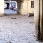 Проходные дворы