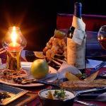 Ночь и вино