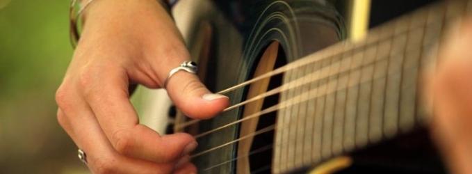 Юность в аккордах - питер,гитара,юность,компания,фьюжн