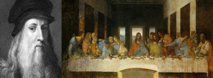 Тайная Вечеря - творчество, искусство, культура, религия