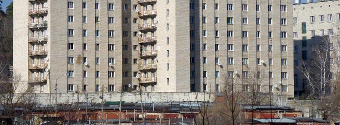 Горе в общежитиях