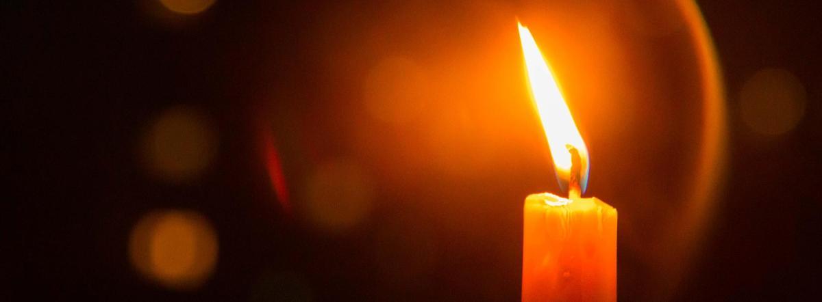 Зимняя ночь (Свеча горела на столе)