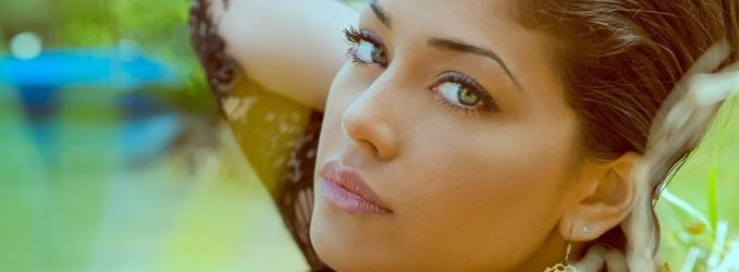 Зелёные глаза