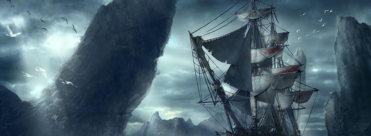 Пьяный корабль - корабль, рембо