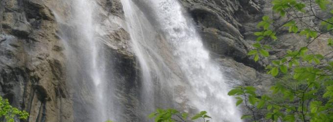 Насмешка водопада