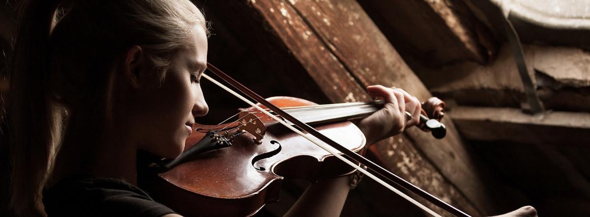 Первая скрипка...