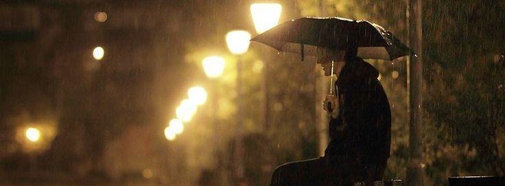 Дятел-дождь... - пейзажная лирика