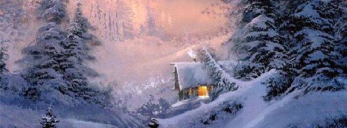 Протереть бы снегом чистым