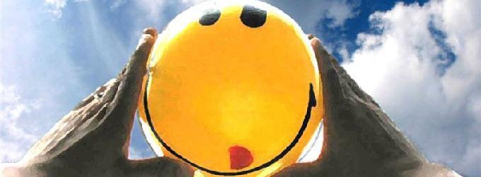 Начни с улыбки