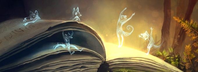 Волшебство на страницах
