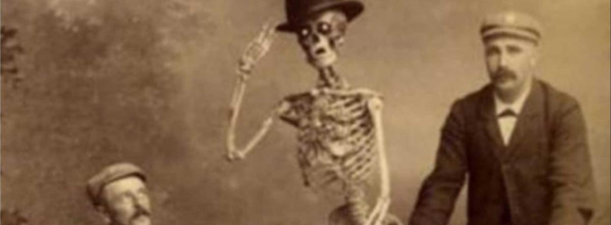 Скоро все превратимся в скелетов