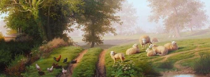 Пастораль - жизнь,философия,лирика