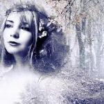 Сыплет снег спозаранку