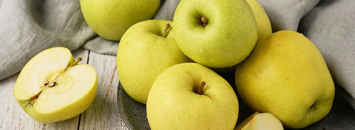Яблоко - яблоко