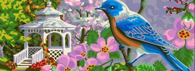 Пела птица