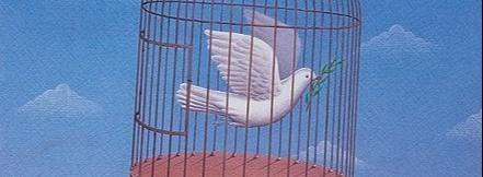 Как губит клетка птицу заточением