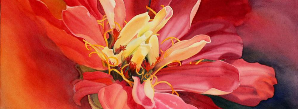 Поник цветок в земле бесплодной