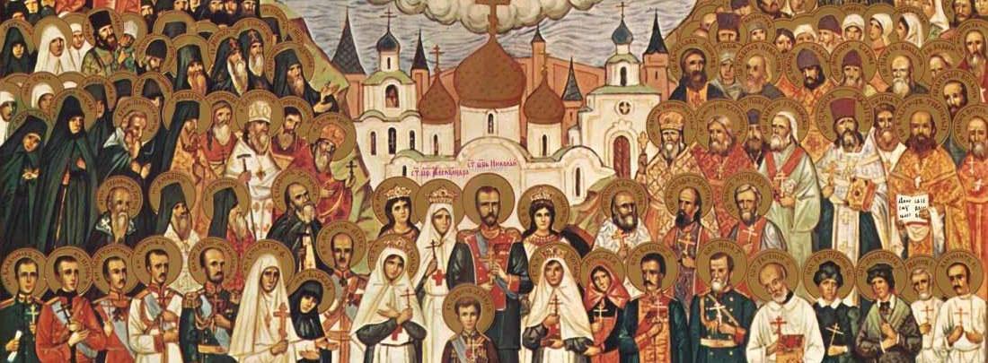 Стоят церква как свечи по Руси