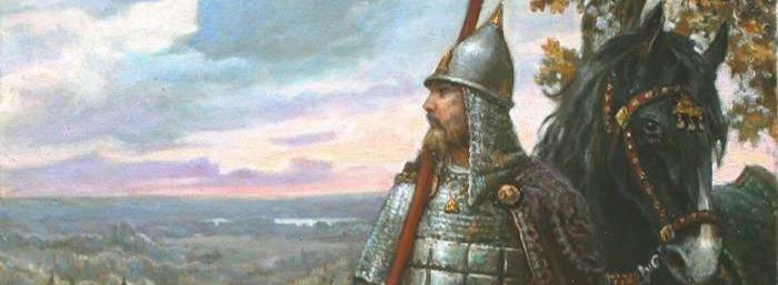 В латах Русь