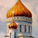 Венчает звон колоколов тебя, моя Россия