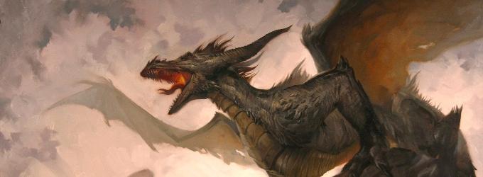 ЧудовищеСовместно с Люпином - дракон, люди, предрассудки, история, сказка