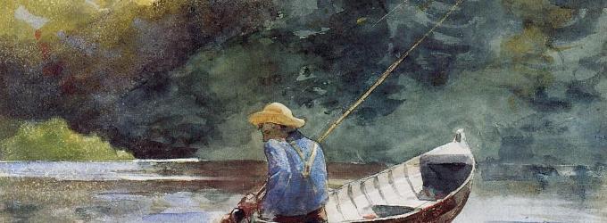 И одинокая прибилась лодка (1995 г.)