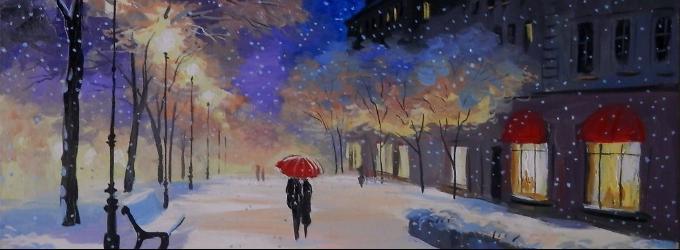 Лишь этот снег (1995 г.)