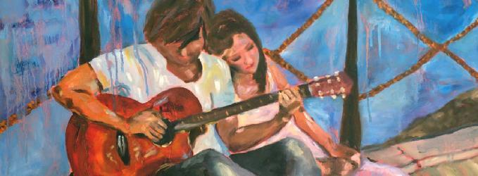 У подножья - нас с тобой восхитившего моря! (1995 г.) - девушка,любовь,воспоминания,море