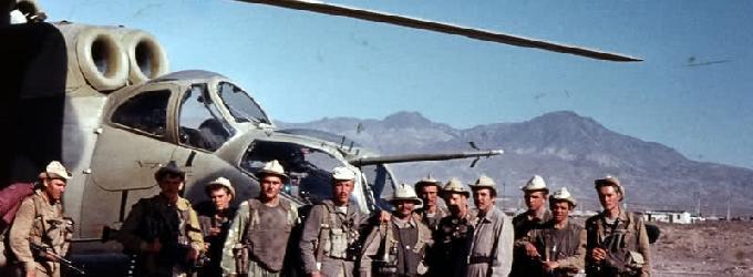 Мужья - афганцы сыновья - чеченцы