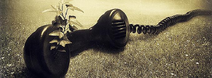 Нетелефонный разговор