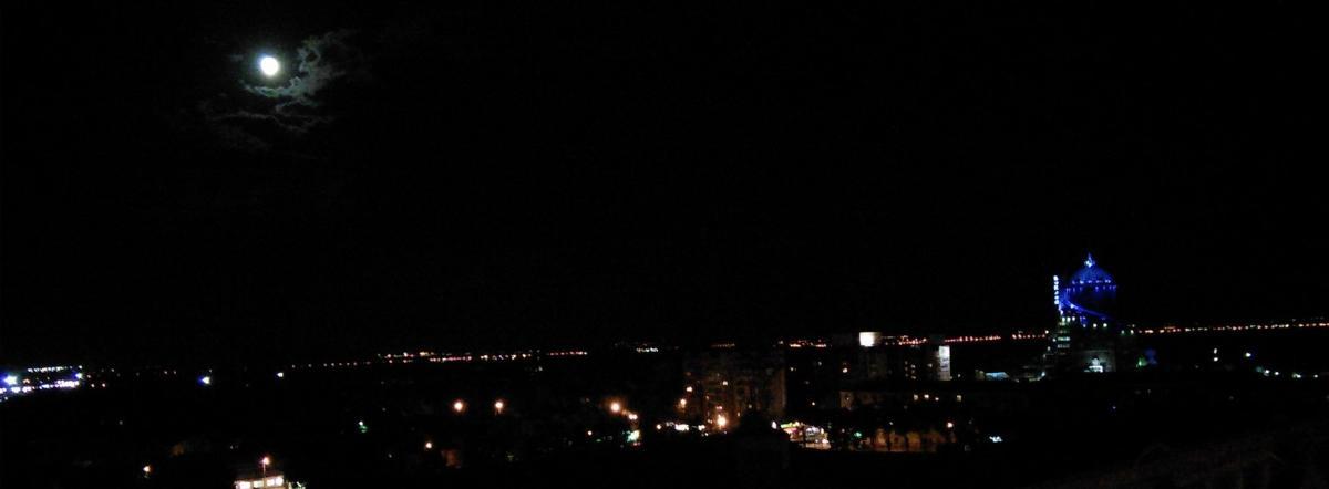 «Поток мысли», или «Что будет, если ночью долго смотреть в окно»