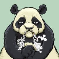 Ворчливая Панда