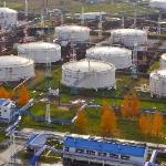Ода нефтеперекачивающей станции Калейкино