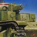 1941 Рассказ танкиста