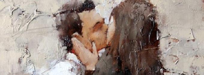 Я хочу целоваться с тобой под дождём