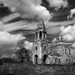 Стихотворение о заброшенной церкви