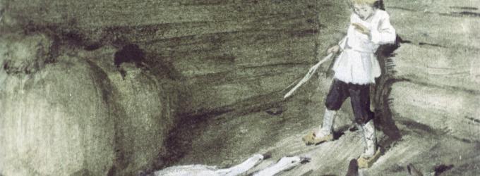 История крепостного мальчика краткое содержание - кратко,краткое содержание,краткий пересказ,классика