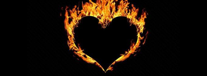 Огонь в груди